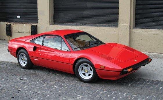 308: 1976 Ferrari 308 GTB
