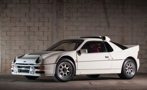 111: 1986 Ford RS200 Evolution