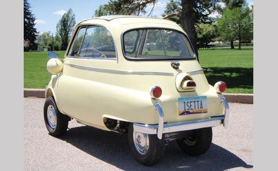 112: 1957 BMW Isetta 300 - 8