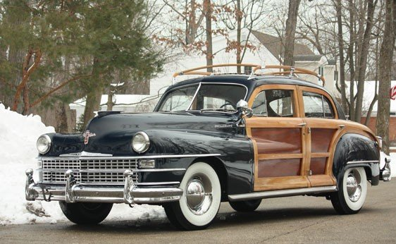 114: 1948 Chrysler Town & Country Sedan
