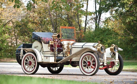 124: 1912 Packard Model 1-48 Custom Runabout