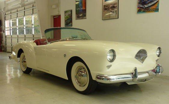 150: 1954 Kaiser-Darrin Roadster