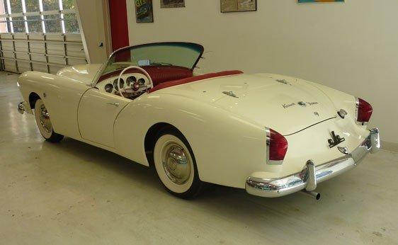 150: 1954 Kaiser-Darrin Roadster - 2