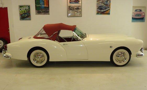 150: 1954 Kaiser-Darrin Roadster - 5