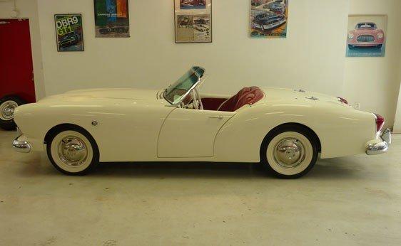 150: 1954 Kaiser-Darrin Roadster - 6