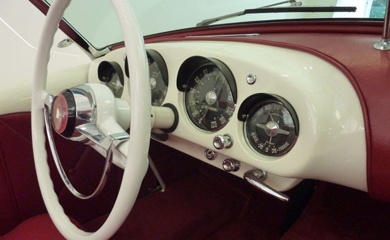 150: 1954 Kaiser-Darrin Roadster - 8