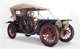 157: 1908 Oldsmobile Limited Prototype