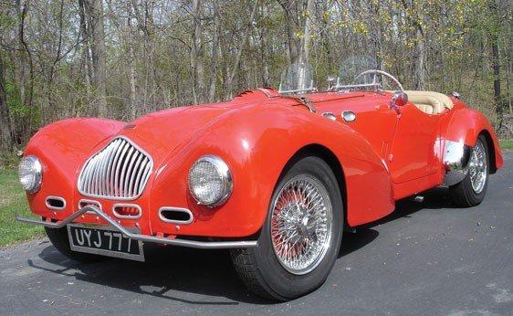 188: 1951 Allard K2 Roadster