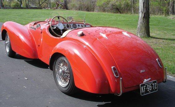 188: 1951 Allard K2 Roadster - 2