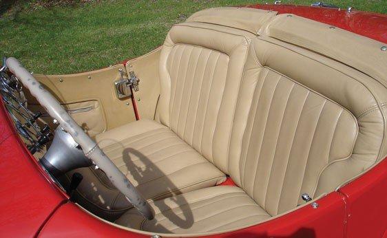 188: 1951 Allard K2 Roadster - 4