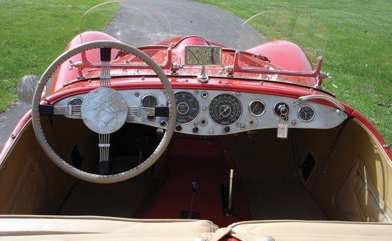 188: 1951 Allard K2 Roadster - 5