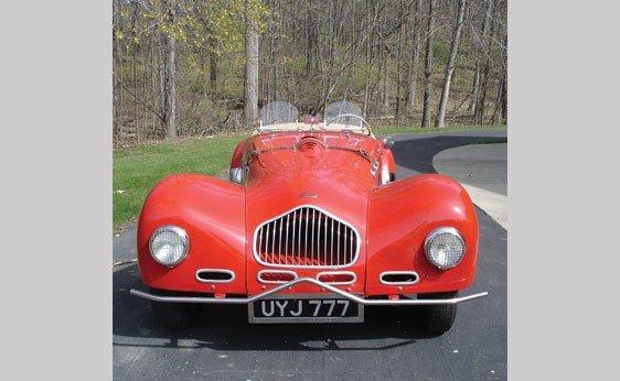 188: 1951 Allard K2 Roadster - 6