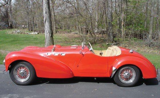 188: 1951 Allard K2 Roadster - 7
