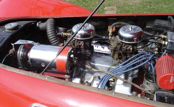 188: 1951 Allard K2 Roadster - 8