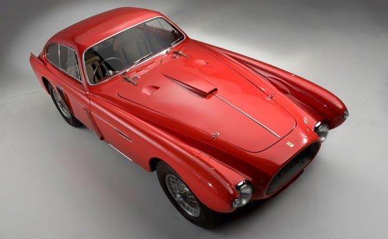 153: 1952 Ferrari 340 Mexico Coupe
