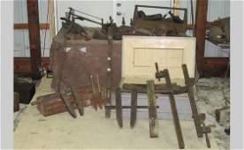 5203: Antique Tools