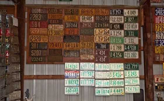 6011: Idaho License Plates