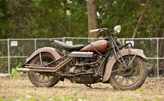 6465: 1936 Indian Four-Cylinder