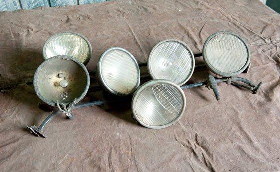 7005: Model A Headlamps
