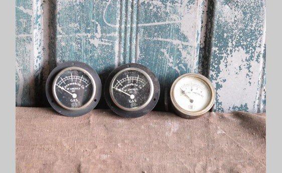 7019: Gasoline Pressure Gauges