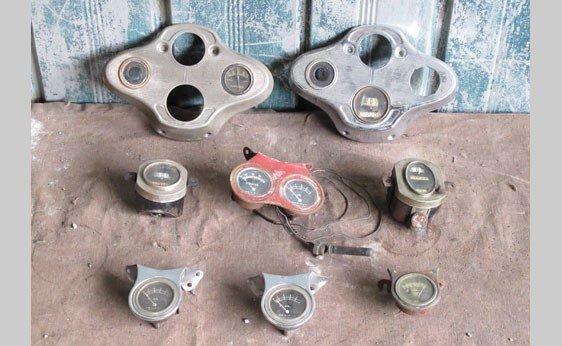 7020: Model A Instruments