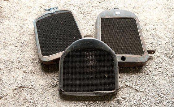 7022: Radiator and Shells