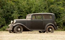 7525: 1932 Ford Model B Tudor Sedan