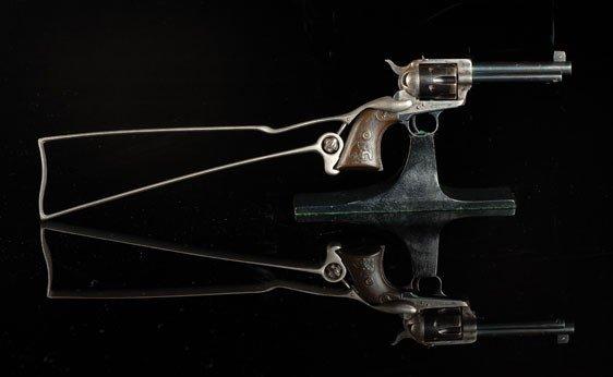 104: Colt .22 Caliber Single Action Flat Top Revolver
