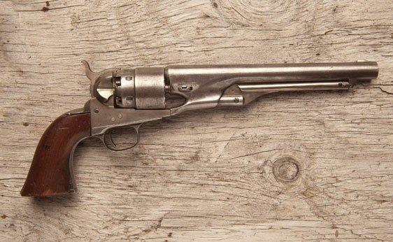 107: Colt Army Model 1860 .44 Caliber Revolver