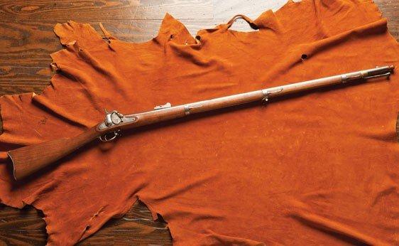 141: U.S. Springfield .58 Caliber Percussion Musket