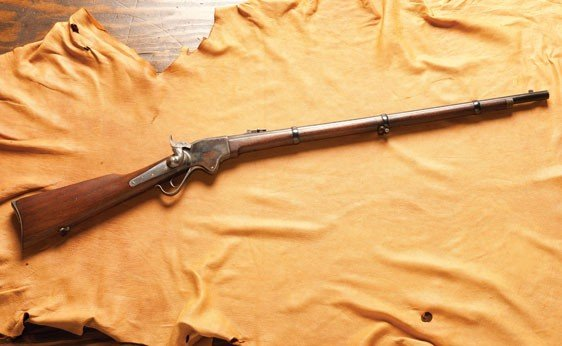 142: Spencer Model 1867 Repeating Rifle