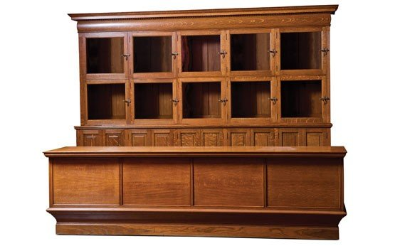 225: Bar and Cabinet