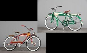 Pair Of Bicycles