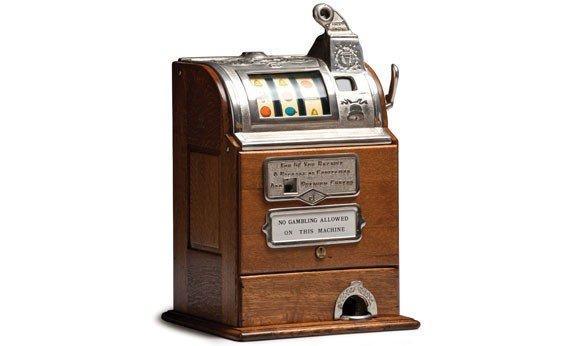 286: Jennings & Son Nickel Slot Machine