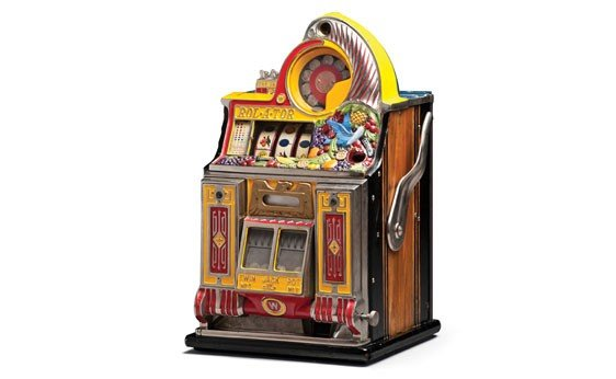 289:  Watling Rol-A-Top 25-Cent Slot Machine