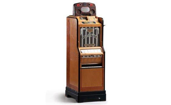 296: Jennings Cigaroller Pack Dispenser