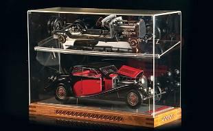 444: 1933 Bugatti 50T Tourisme Model