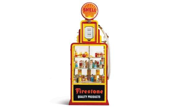 651: Shell Showcase Computing Gas Pump