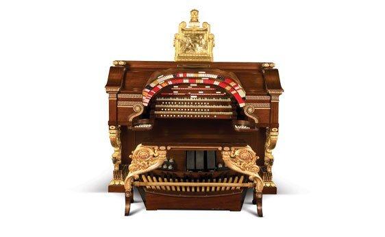 768: Wurlitzer Family Residential/Theatre Pipe Organ