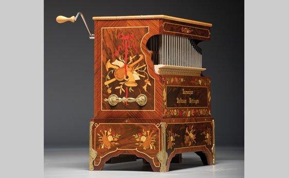 769: Hofbauer Harmonipan Crank Organ - 2