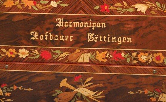 769: Hofbauer Harmonipan Crank Organ - 3