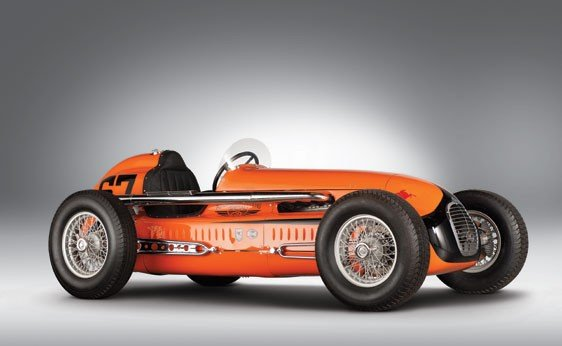"""1949 Snowberger-Offy Indianapolis """"500"""" Roadster"""