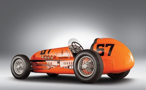 "1949 Snowberger-Offy Indianapolis ""500"" Roadster - 2"