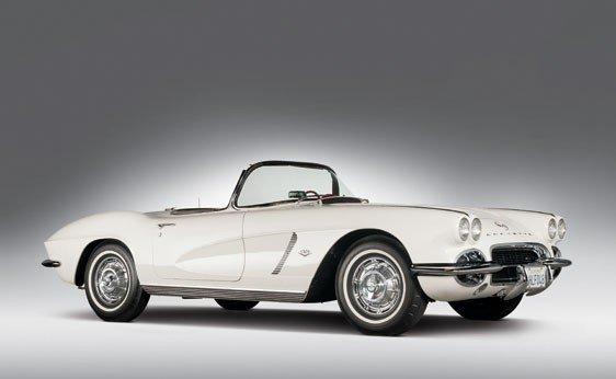 807: 1962 Chevrolet Corvette