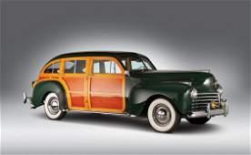 "1941 Chrysler Windsor Town & Country ""Barrelback"""