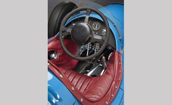 817: 1949 Rounds Rocket Race Car - 10