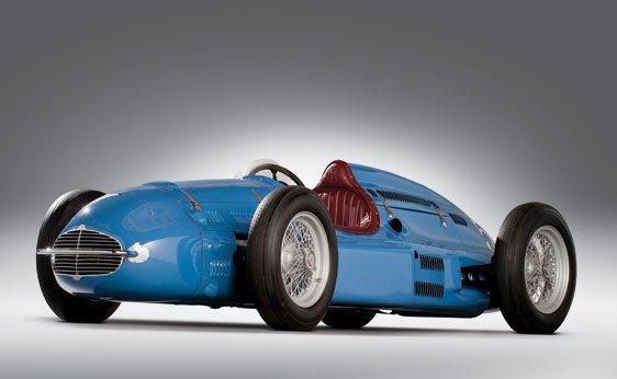 817: 1949 Rounds Rocket Race Car