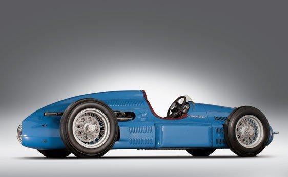 817: 1949 Rounds Rocket Race Car - 2
