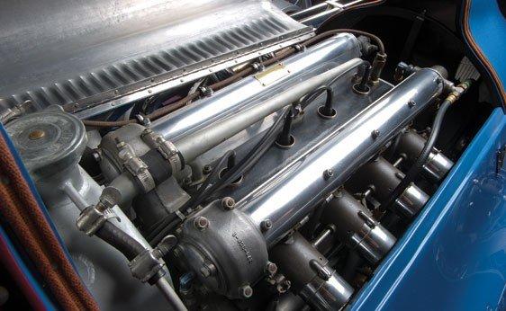 817: 1949 Rounds Rocket Race Car - 3