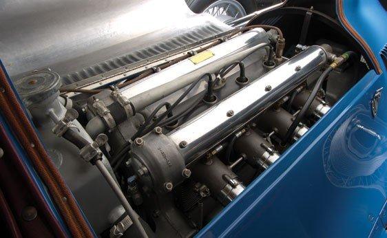817: 1949 Rounds Rocket Race Car - 7